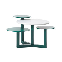 Islands Coffee Table | Mesas de centro | A2 designers AB