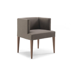 ADELE JUNIOR | Visitors chairs / Side chairs | Frigerio