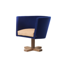 New Bo Swivel Armchair | Lounge chairs | A2 designers AB