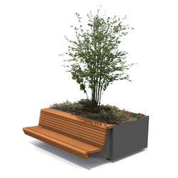Cliff Hanger Tree Planter | Jardineras | Streetlife