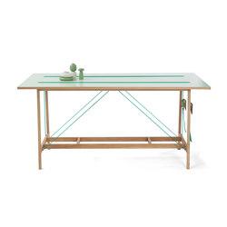 Strap Table | Tavoli da pranzo | Vij5