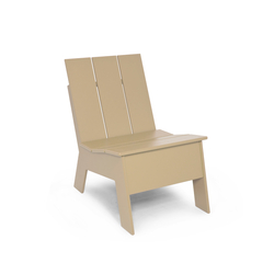 Picket Low Back single | Garden armchairs | Loll Designs