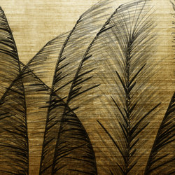 Golden Wind | Wall coverings / wallpapers | Wall&decò