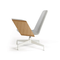 Harbor Work Lounge Chair | Sedute lounge da lavoro | Haworth