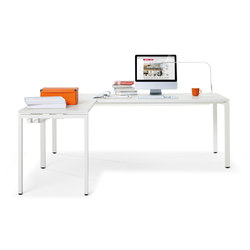 Tibas Workstation | Einzeltische | Haworth