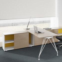 A1 | Individual desks | BK CONTRACT