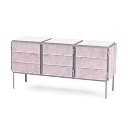 Framed 3 doors horizontal | Buffets / Commodes | Vij5
