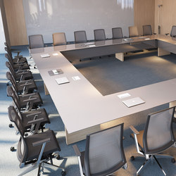 A2 | Conference table systems | BK CONTRACT