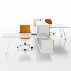 B1 | Desking systems | BK CONTRACT