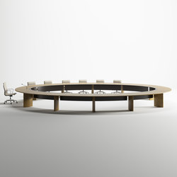 Meeting | Conference table systems | BK CONTRACT