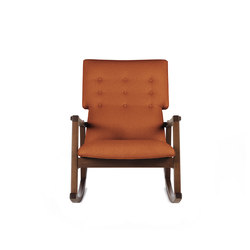 Risom Rocker | Sessel | Design Within Reach