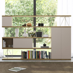 Ingravitta | Office shelving systems | BK CONTRACT