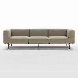 L-Sofa | Canapés d'attente | Giulio Marelli