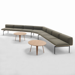 H-Sofa | Wartebänke | Giulio Marelli