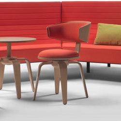 Pivot Swivel armchair | Sillas de conferencia | Giulio Marelli