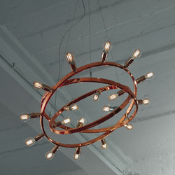 Dione Copper | General lighting | Licht im Raum
