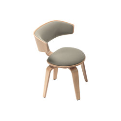 Pivot Armchair with fixed base | Sièges visiteurs / d'appoint | Giulio Marelli