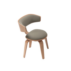Pivot Armchair with fixed base | Restaurant chairs | Giulio Marelli