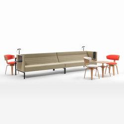Stripes | Hotdesking / temporary workspaces | Giulio Marelli