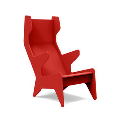 Rapson Cave Chair | Armchairs | Loll Designs