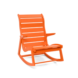 Rapson Rocker High Back | Garden armchairs | Loll Designs
