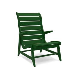 Rapson Lounge High Back | Gartensessel | Loll Designs