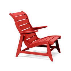 Rapson Lounge Chair | Garden armchairs | Loll Designs