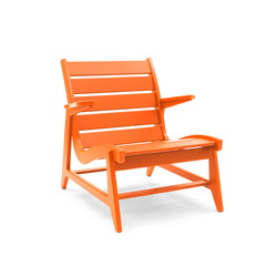 Rapson Lounge Low Back | Garden armchairs | Loll Designs