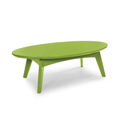 Satellite Cocktail Tables oval | Coffee tables | Loll Designs
