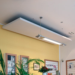 BaseLine│ceiling sail | Sistemi soffitto | silentrooms