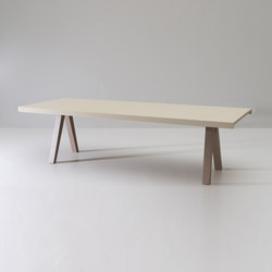 Maia dining table 6 guests | Dining tables | KETTAL