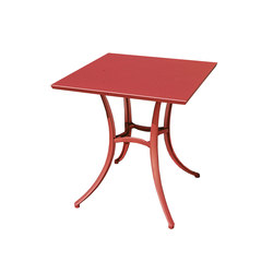 Jazz base 4legd | Tonik tabletop | Cafeteria tables | Fast