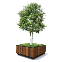 Highlife Tree Tubs | Jardineras | Streetlife