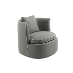 BESSIE | Lounge chairs | Frigerio