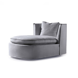 BESSIE LONGUE | Chaise longues | Frigerio