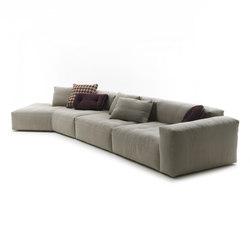 COOPER | Divani lounge | Frigerio