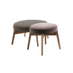 CROSS | Pouf | Frigerio