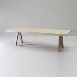 Vieques central table | Garten-Esstische | KETTAL