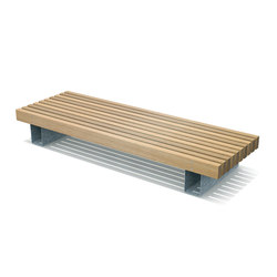 Rough & Ready 10 Benches | Bancos | Streetlife