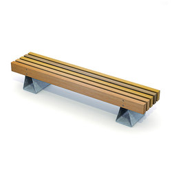 Rough & Ready 5 Benches | Bancos | Streetlife