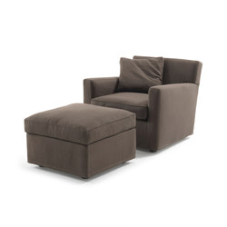 EVA | Lounge chairs | Frigerio