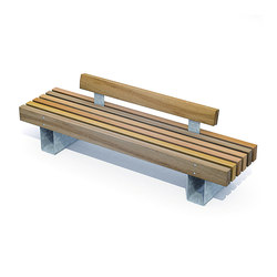 Rough & Ready 6 Benches | Panche da esterno | Streetlife