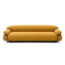 Sesann | Lounge sofas | Tacchini Italia