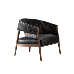 LIZA | Lounge chairs | Frigerio