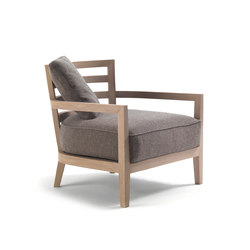 LOUISE | Lounge chairs | Frigerio