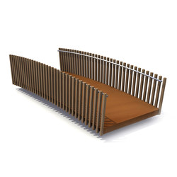 Solid Solo CorTen Bridge |  | Streetlife