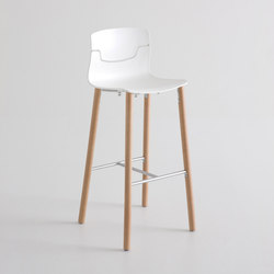 Slot 78 BL | Bar stools | Gaber