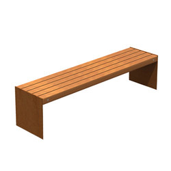Solid Grill Bench | Bancos | Streetlife