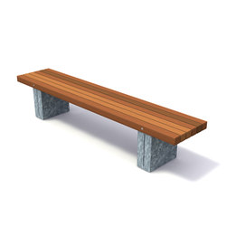 Solid 6 Benches | Bancos | Streetlife