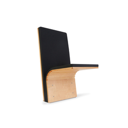 JumpSeat™ | Sillería para auditorios | Sedia Systems Inc.